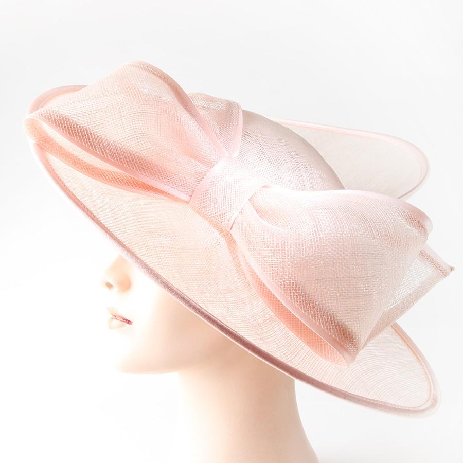 Fabhatrix Dot A-Symmetric Sweeping Edge Hat